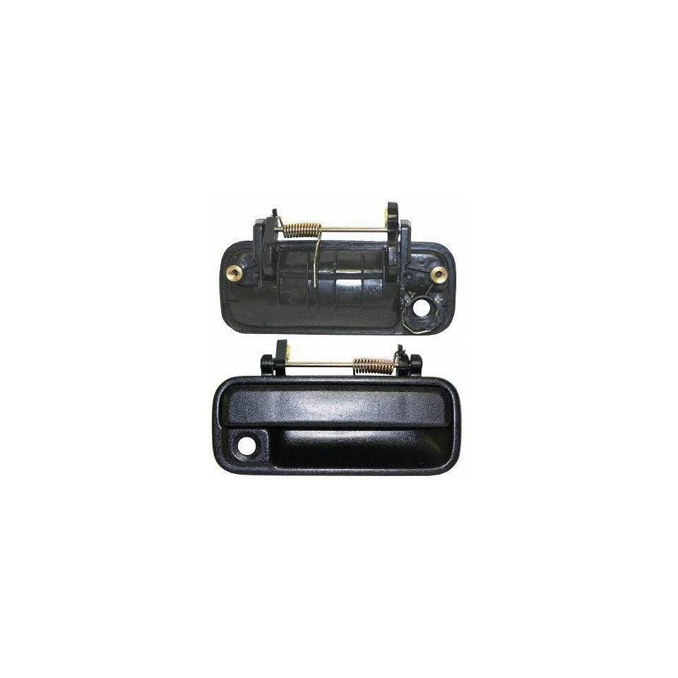 90 93 HONDA ACCORD FRONT DOOR HANDLE RH (PASSENGER SIDE), Outer Coupe, Manual Lock (1990 90 1991 91 1992 92 1993 93) H462103 72140SM4J01
