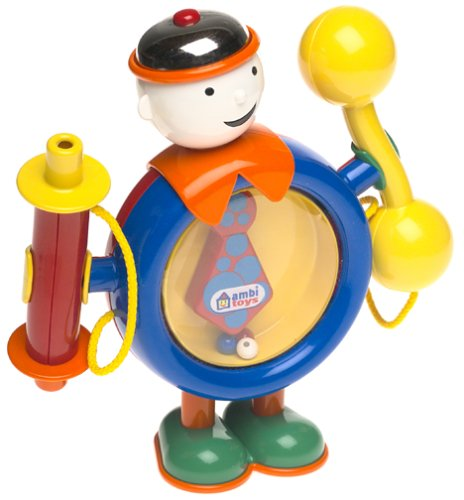 Ambi Toys One Man Band Musical Toy