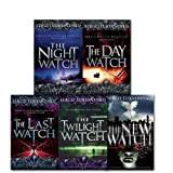 The Night Watch Series Collection 5 Books Set, (The Twilight Watch, The Day Watch, The Last Watch, The Day Watch & [hardcover] the New Watch) Sergei Lukyanenko
