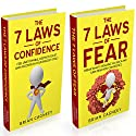 Self Esteem Bundle: The 7 Laws of Confidence and The 7 Laws of Fear Audiobook by Brian Cagneey Narrated by Nathan W. Wood