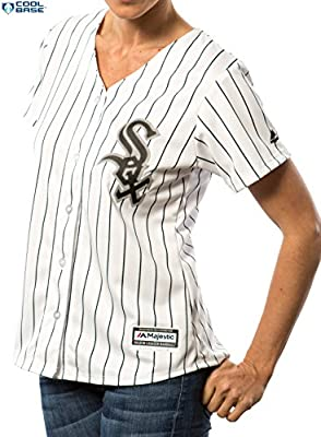 Chicago White Sox MLB Women's Cool Base Home Jersey