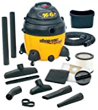 Shop-Vac 962-16-00 16-Gallon Wet/Dry Vacuum