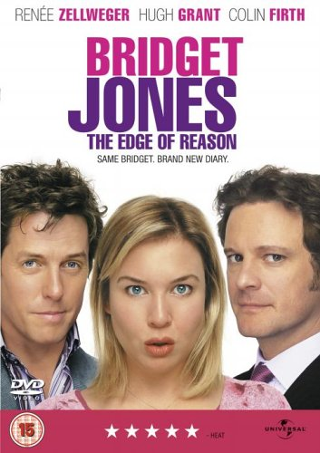 Bridget Jones 2: The Edge of Reason [DVD] [2004]