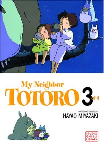 となりのトトロ コミック3巻(英語版)