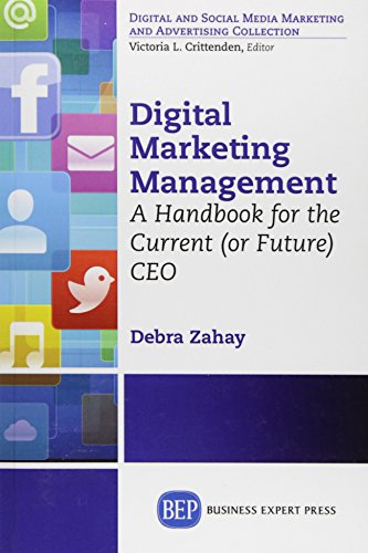 Digital Marketing Management: A Handbook for the Current (or Future) CEO