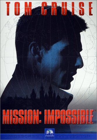 MISSION IMPOSSIBLE 1 - MOVIE [DVD] [1996]