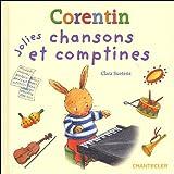 echange, troc Clara Suetens - Corentin : Jolies chansons et comptines