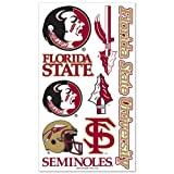 "Florida State Seminoles Official NCAA 1""x1"" Fake Tattoos by Wincraft at Amazon.com"