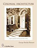 img - for Colonial Architecture: Early Examples from the First State book / textbook / text book