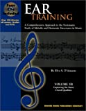 img - for Ear Training, Capturing the Basic Chord Qualities: A Comprehensive Approach to the Systematic Study of Melodic and Harmonic Structures in Music book / textbook / text book
