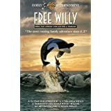 Free Willy [VHS] ~ Jason James Richter