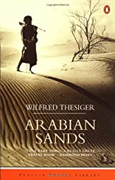 Arabian Sands Revised Wilfred Stewart Thesiger