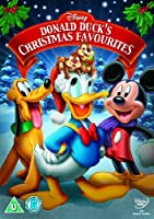 Donald Duck's Christmas Favourites [DVD]