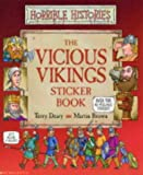 Vicious Vikings Sticker Book (Horrible Histories)