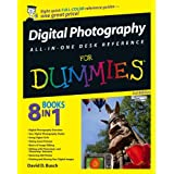 Digital Photography All-in-One Desk Reference For Dummies (For Dummies (Lifestyles Paperback)) ~ David D. Busch