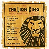 The Lion King: Original Broadway Cast Recording [Blisterpack]