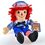 Raggedy Andy Soft Doll