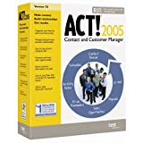ACT! 2005 (5 User Pack) ~ Sage Software