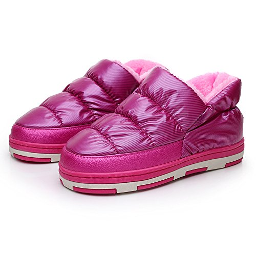 Polliwoo Pantofole da donna Invernali caldo scarpe