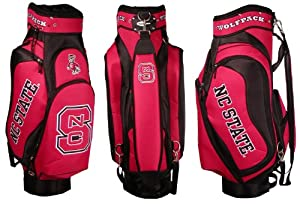 NCAA North Carolina State Team Cart Golf Bag