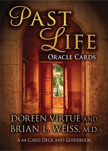 Past Life Oracle Cards: A 44-Card Deck and Guidebook, by Doreen Virtue, Brian L Weiss M.D.