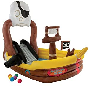 Intex Pirate's Adventure Ship Play Center