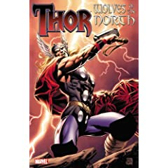 Thor: Wolves of the North by Mike Carey, Alan Davis, Peter Milligan and Mike Perkins