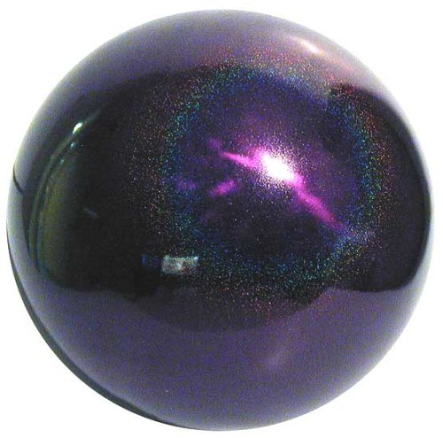 Vcs Psd12 Mirror Ball 12 Inch Purple Stardust Stainless Steel Gazing ...