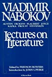 Lectures on Literature (0156495899) by Vladimir Nabokov