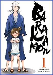 Barakamon Vol.1