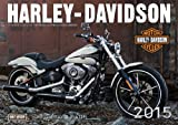Harley-Davidson 2015: 16-Month Calendar September 2014 through December 2015
