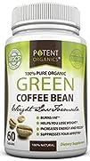 NEW!!! 100% Pure Organic Green Coffee…