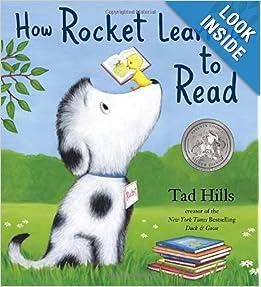 Πώς ο Rocket μαθαίνει να διαβάζει...