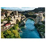 Mostar, Bosnia and Herzegovina, 1000 Pie...
