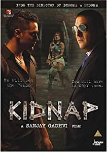 Kidnap (2008) (Indian Cinema / Bollywood / Hindi Action / DVD)