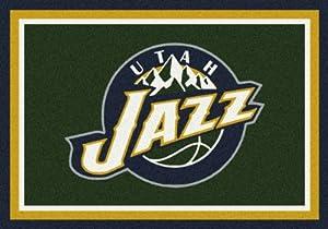 NBA Spirit 2 ft. 8 in. x 3 ft. 10 in. Rug by Milliken