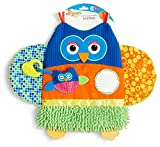 Earlyears Owl Busy Buddy Blanket