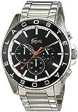 Lacoste-Montre-de-bracelet-Westport-Chrono--quartz-analogique-en-acier-inoxydable-2010855