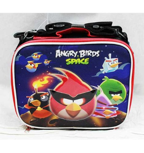 Lunch Bag - Angry Birds - Space (Red) - 1