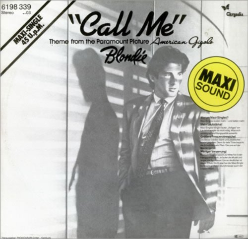 Blondie - Call Me - Zortam Music