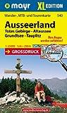 Ausseerland XL: Wander-, MTB- und Tourenkarte 1:25000 GPS-genau (Mayr Wanderkarten)