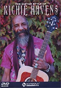 The Guitar Of Richie Havens DVD