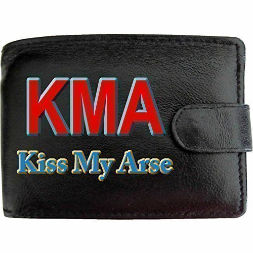 kma-kiss-my-arse-text-speak-talk-mens-leather-wallet-funny-gift-novelty-joke-comical-adult-humour