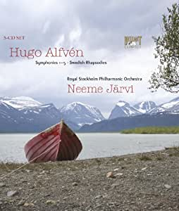 Alfvén: Complete Symphonies/Swedish Rhapsodies