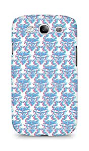 Amez designer printed 3d premium high quality back case cover for Samsung Galaxy S3 Neo (blur pattern )