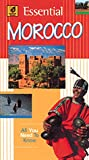 AAA Essential Guide: Morocco (Passport's Essential Travel Guides) (0844201286) by AAA