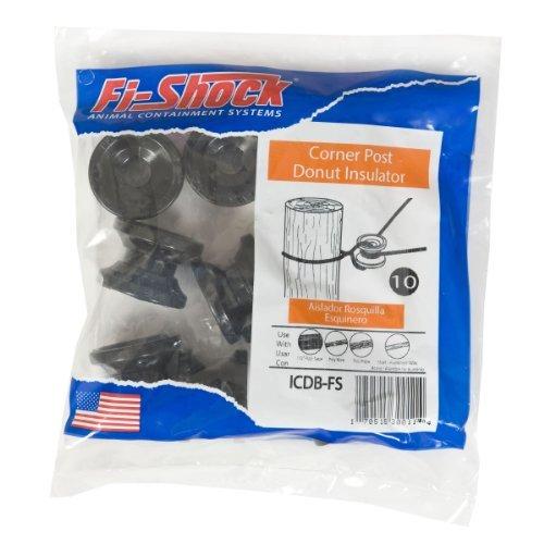 Fi-Shock Icdb-Fs High Strain Corner And End Insulator Outdoor, Home, Garden, Supply, Maintenance