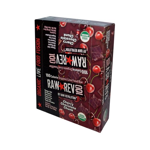Organic Cherry Chocolate Chunk Bar 0.80 Ounces (Case of 20) пуф dreambag круг cherry