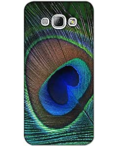 Hugo Samsung Galaxy A7 Back Cover Hard Case Printed