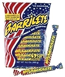 Barrilete Super Chewy Candy Bag 50 Count
